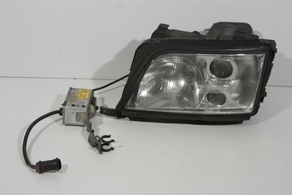 Audi A6 C4 XENON-Scheinwerfer + Steuergerät & Brenner vorne links 4A0941003BE