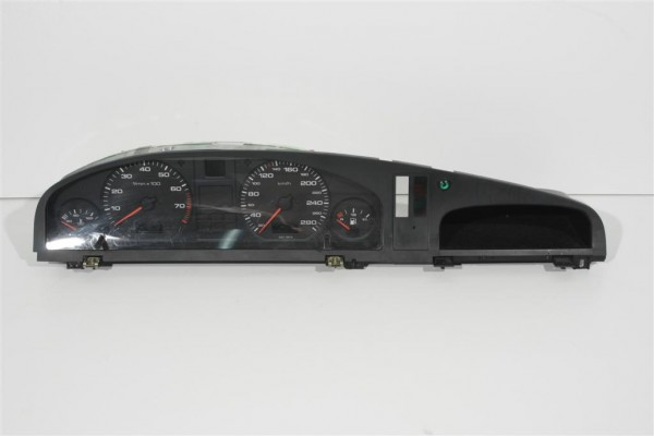 Audi A6/C4 6 Zyl. Kombiinstrument 280 km/h Tacho 4A1919860BX 4A1919033FB