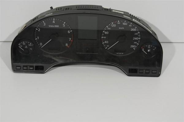 Audi A8 D2 Kombiinstrument 4D0919880EX 4D0919033F