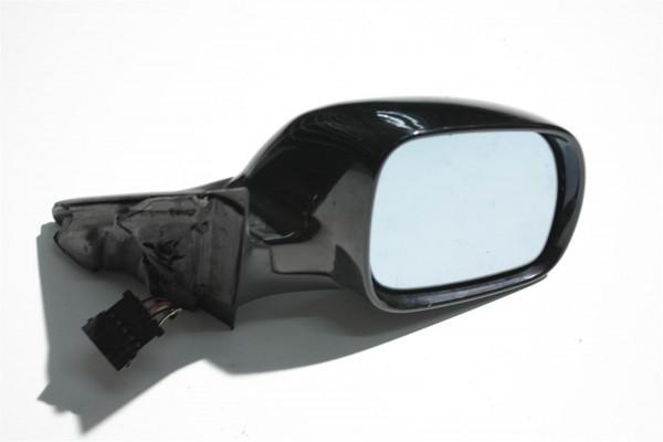 Audi A4 B5 Außenspiegel elektrisch verstellbar Rechts BFS brilliantschwarz LY9B 8D1858532C