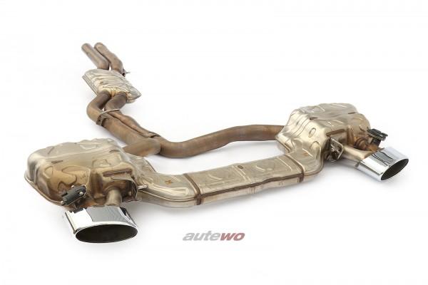 4K0253181CC NEU Audi RS6 C8/5G Avant 4.0l TFSI Klappen-Abgasanlage silber