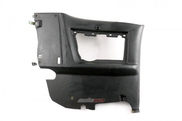 8G0867305E Audi Cabriolet Typ 89 Seitenverkleidung für Windschott Hinten Links