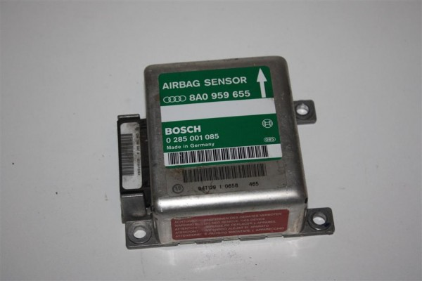 Audi 80 B4/A4 B5/100/A6 C4 Airbag-Steuergerät 8A0959655B 8A0959655