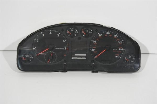 Audi A4 B5 Kombiinstrument mit Zusatzinstrumente Meilentacho 8D0919035T