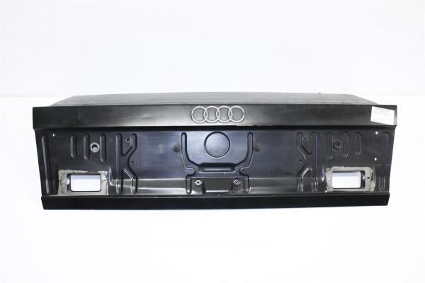 Audi Coupe/Urquattro Typ 81/85 Heckklappe schwarz-matt gerollt 855827023D