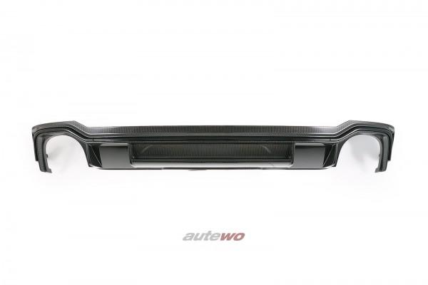 8W9807521B NEUAudi RS4 B9/8W Heck-Diffusor Carbon Stoßstange Hinten