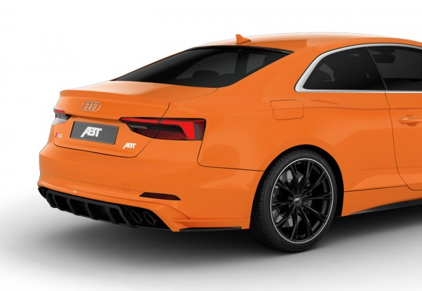 ABT Sportsline Audi A5 8W Coupe 3.0l TDI Sport-Endschalldämpfer + Diffusor