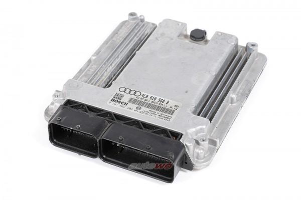 4L0910560B Audi Q7 4L 4.2l 8 Zylinder BAR Motorsteuergerät