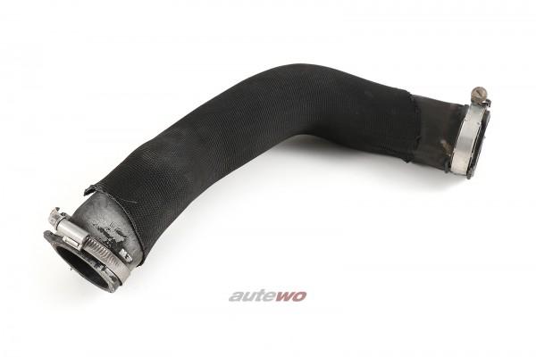 4E0145737H Audi A8 D3/4E 4.0l TDI 8-Zylinder ASE/BVN Druckschlauch links