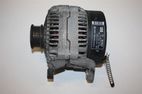 Audi A4 B5/A6 4B 1.6-1.8l 4 Zylinder Lichtmaschine 120A 058903018CX 058903016C