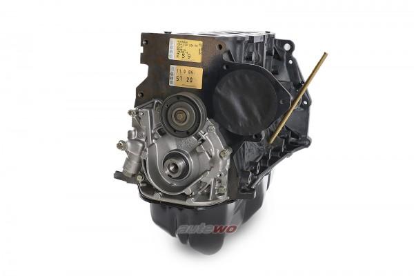 034100104AX NEU Audi/VW 90/Coupe Typ 81/85 2.2l 5 Zyl. KX/KV/HY/JT Teilmotor
