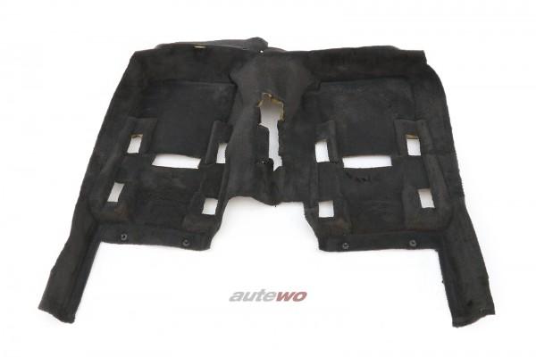 4D0863021G Audi A8/S8 D3 Innenraum-Teppich hinten A98 anthrazit