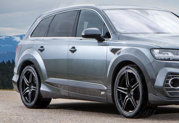 ABT Sportsline Audi Q7 4M Türaufsatzleisten 4M008006260