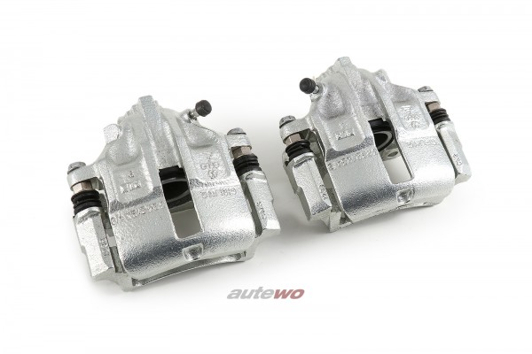 #811615123/811615124/811615125 Audi/VW 80/Coupe Typ 81 Set Bremssättel Vorne