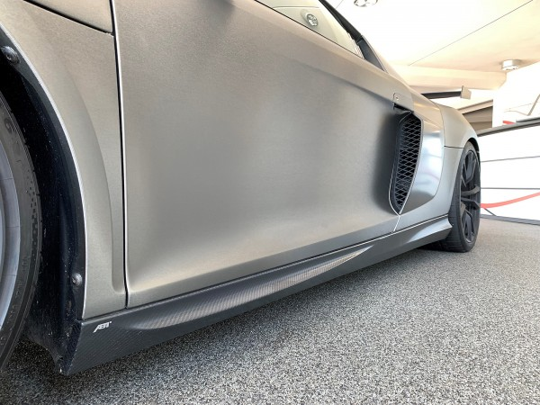 ABT Sportsline Audi R8 Typ 42 GTR Carbon Seitenschweller 420800102