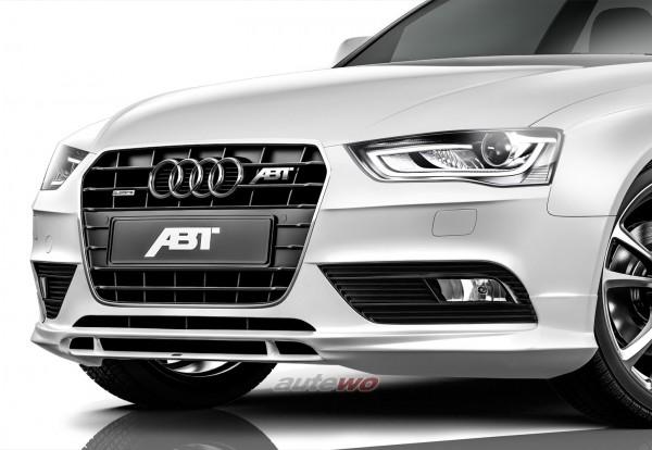 ABT Sportsline Frontspoiler Audi A4 8K 8K2801110