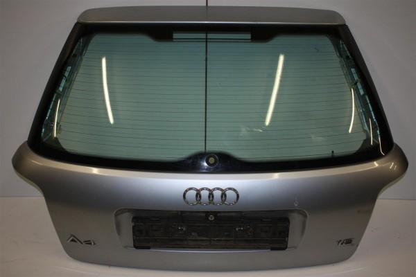 Audi A4 B5 Avant Heckklappe Alusilber LY7M 8D9827023D