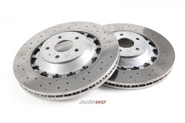 8V0615301S  NEU Audi RS3 8V Sportback Original-Bremsscheiben 370x34mm Vorne