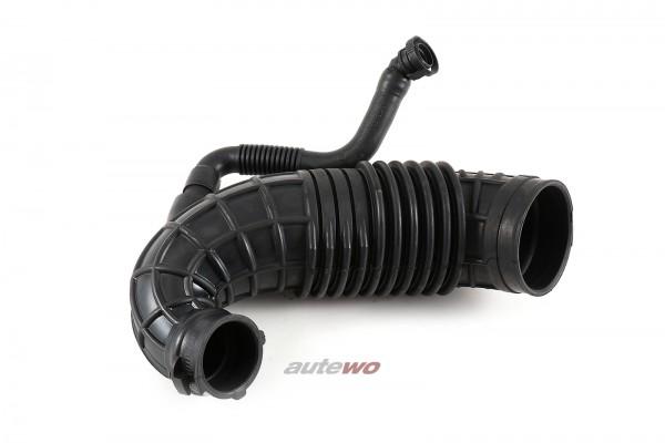 8E0129615Q Audi/Seat A4 8E/B7 2.0l TDI 4-Zylinder BRD/BVA Ansaugschlauch