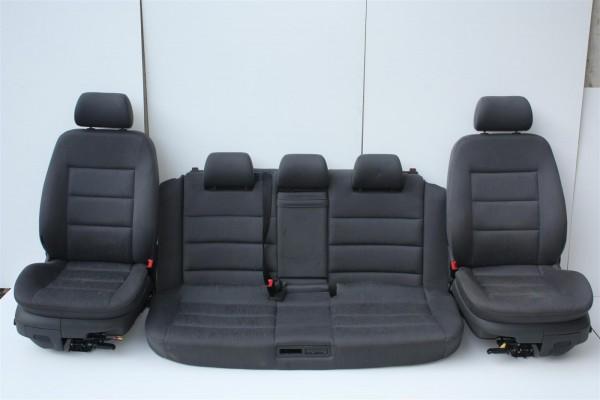 Audi A6 4B Avant Innenausstattung Stoff grau + Sitzheizung