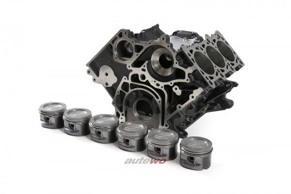 078103101B NEU Audi 80 B4/Coupe/Cabrio/100/A6 C4 2.8l 6 Zylinder AAH Motorblock