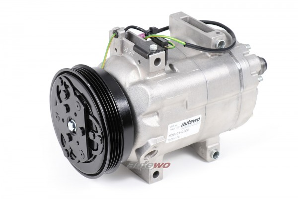 #8D0260805D 8D0260805M Audi/VW A4 B5/A6 4B/Passat Klimakompressor überholt