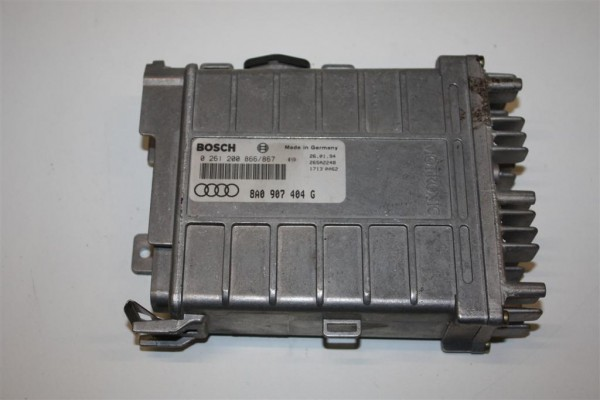 Audi 80 B4/100 C4 2.0l 140PS ACE Motorsteuergerät 8A0907404G