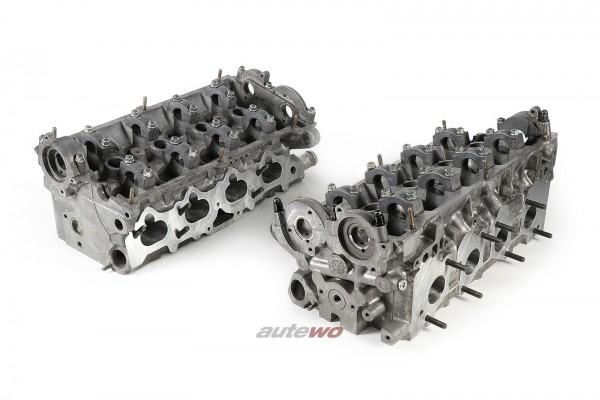 077103351B/077103351C Audi V8 D11 3.6l PT Paar Zylinderköpfe ABT Bearbeitung