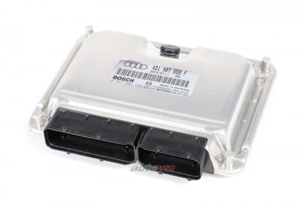 4D1907558F Audi RS6+ 4B 4.2l 8 Zylinder BRV Motorsteuergerät