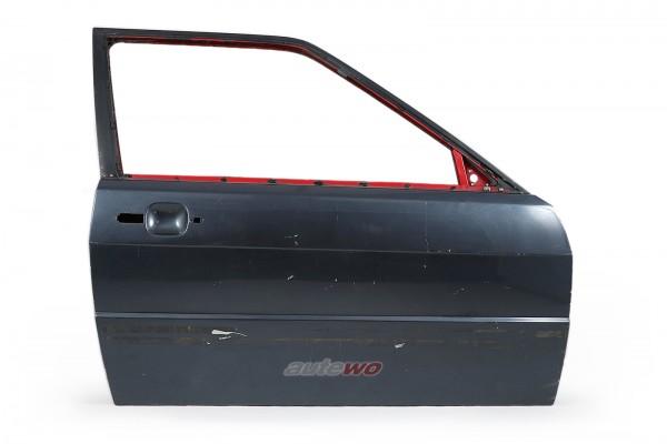 855831052E Audi Coupe Typ 81/85/Urquattro Tür Vorne  Rechts Blau