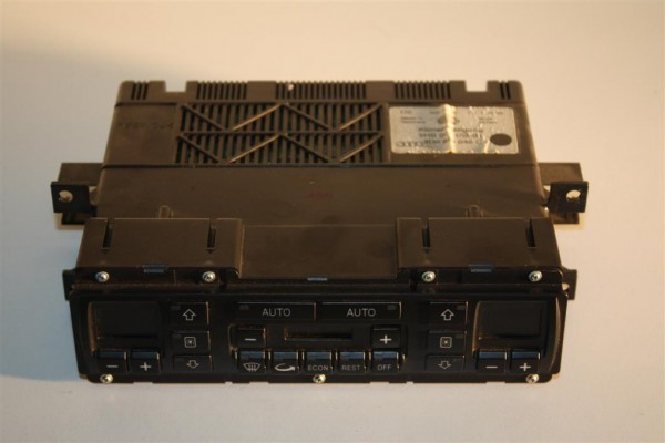 Audi A8/S8 D2 Klimatronic-Display 4D0820043E 4D0820043C
