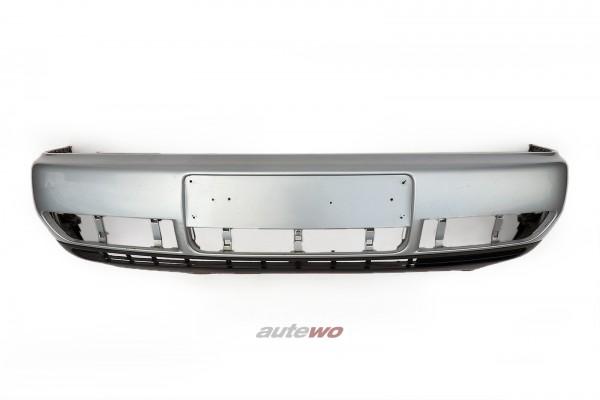 4A0807107 4A0807103DA Audi A6 C4 Front-Stoßstange Vorne LY7M alusilber