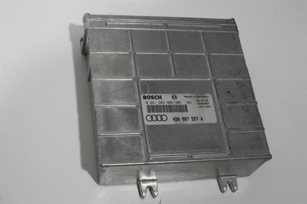 Audi A8 D2 3.7l AEW Motorsteuergerät 4D0907557A