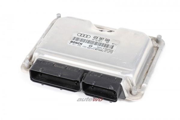 4E0907560K 0261208493 Audi A8 4E/D3 4.2l V8 BFM Motorsteuergerät ABT-Tuning