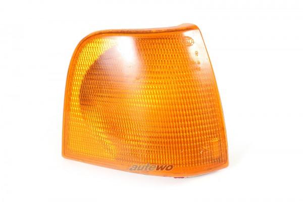 Audi 100 Typ 44 Blinker vorne Rechts gelb 443953050E