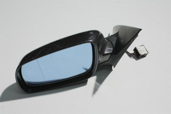 Audi A6 4B Außenspiegel Links FS amethystgrau LZ4V 4B1858531G
