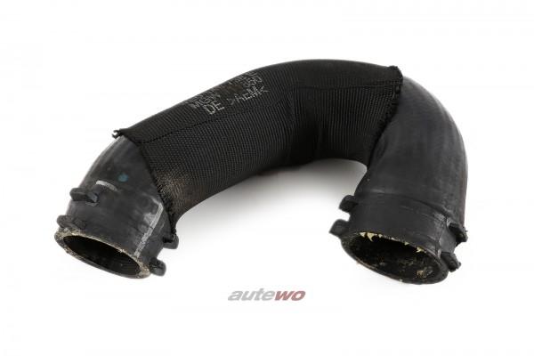 4E0145738E Audi A8 D3/4E 4.0l TDI 8-Zylinder ASE Druckschlauch rechts