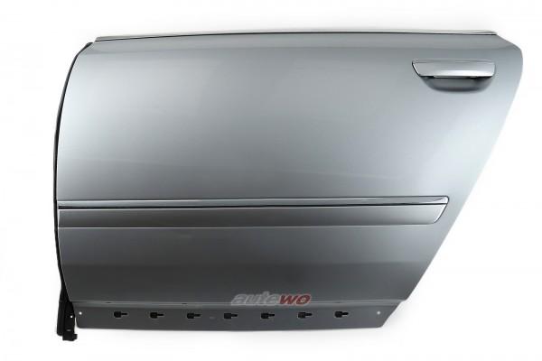 4E0833419F 4E0833051C Audi A8/S8 D4/4E Tür Hinten Links LY7W lichtsilber
