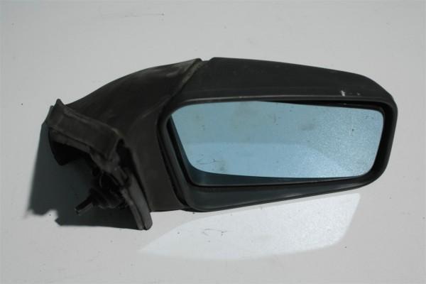 Audi 100 Typ 44 Außenspiegel Rechts BFS Plastik grau 443857502AK