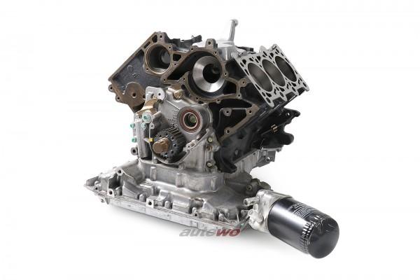 078100105JX Audi/VW A4 B5/A6 4B/A8 D2/Passat 2.8l 6 Zyl. Teilmotor neuwertig