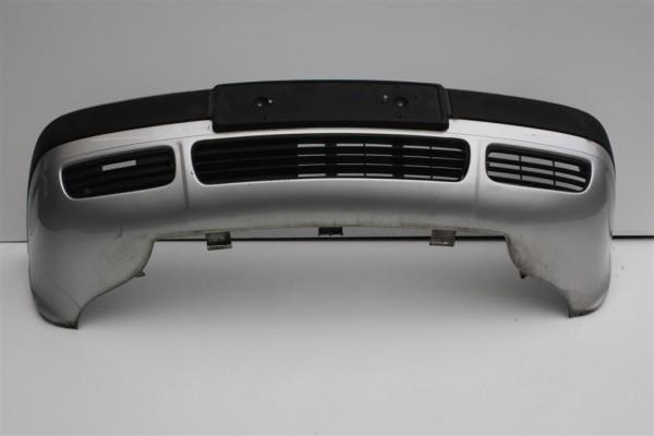Audi 80 B4 Limousine/Avant Stoßstange vorne Kristallsilber LY7T 8A0807103H