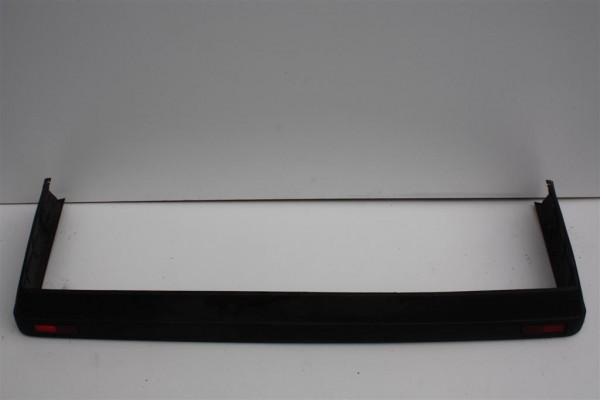 Audi Coupe Typ 81/85 Coupe Stoßstange hinten Plastik schwarz 855807437