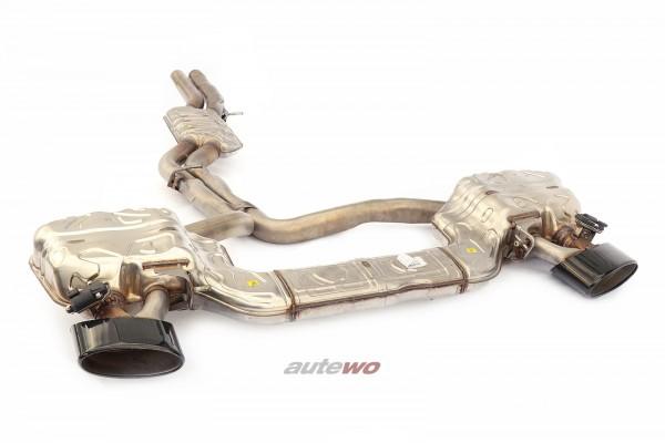 4K0253181CB NEU Audi RS6 C8/5G 4.0l originale Klappen-Sport-Abgasanlage