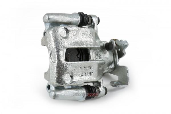 #8A0615423 X Audi 80 B4 Bremssattel + Bremsträger Hinten Links