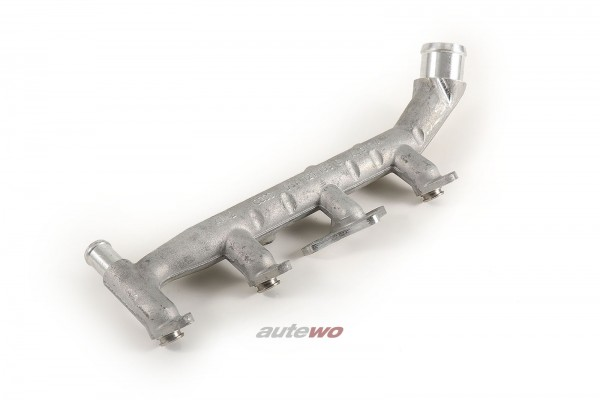 034121187B NEU Audi S4/S6 C4 2.2l 5 Zylinder 20V Turbo AAN Wasserrohr