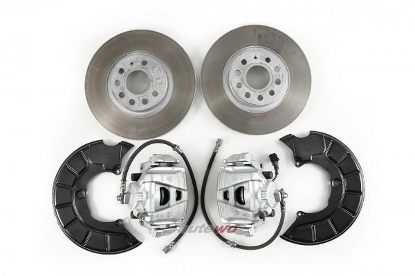 1K0615301AA/1K0615311F NEU Audi/VW A3 8P/Golf VI GTI Bremsanlage 312x25mm