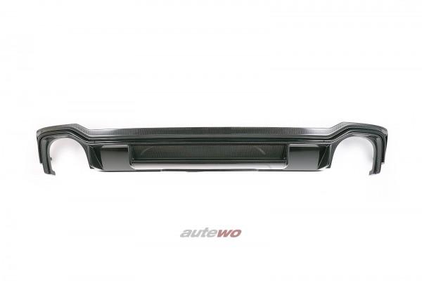 8W9807521B NEU Audi RS4 B9/8W Heck-Diffusor Carbon Stoßstange