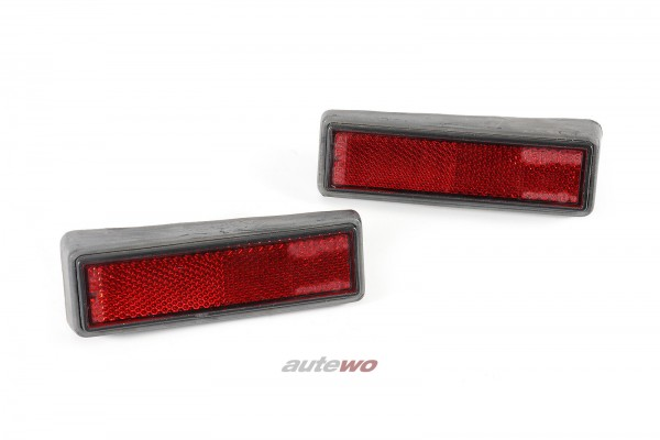 855945103B ULO 523 Audi 80/90/Coupe Typ 81/85/Urquattro Rückstrahler Hinten