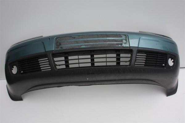 Audi A6 4B Stoßstange vorne Jaspisgrün metallic LX6V 4B0807103BA