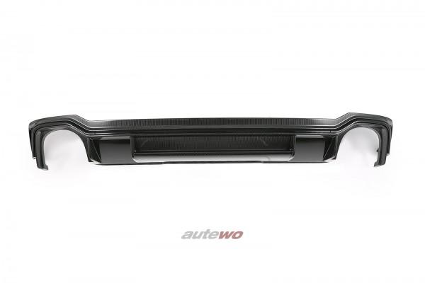 8W9807521B NEU Audi RS4 B9/8W Diffusor Carbon Heck-Stoßstange